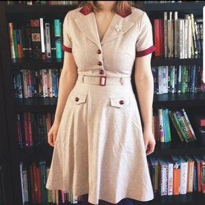 Bea & Dot Modcloth Secretary Dress
